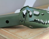 t-rex hitch cover trailer hitch cover metal hitch cover