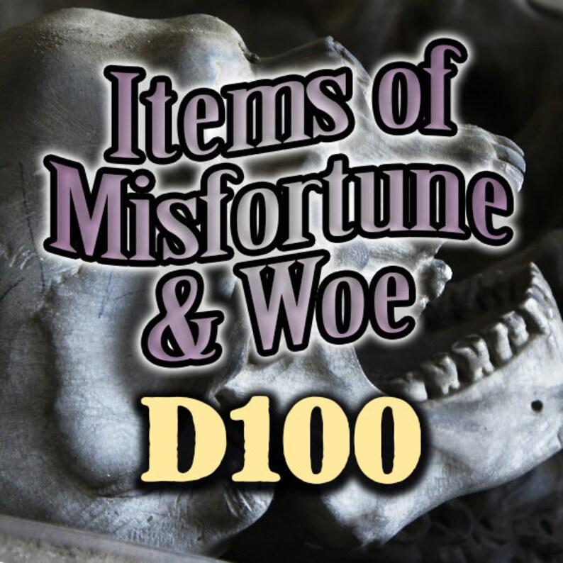 D100 Curses