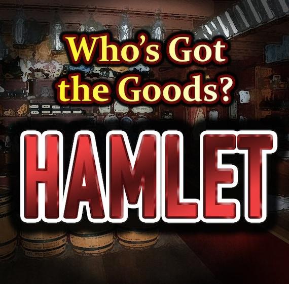 Who's Got the Goods - General Goods List - Hamlet Version