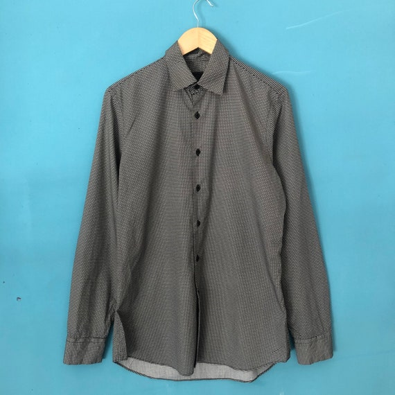 Prada Button Down Shirt / Prada Button Down / Prad