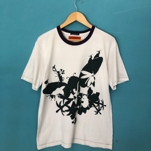 Issey Miyake Tee / Issey Miyake Shirt / IS tee / I
