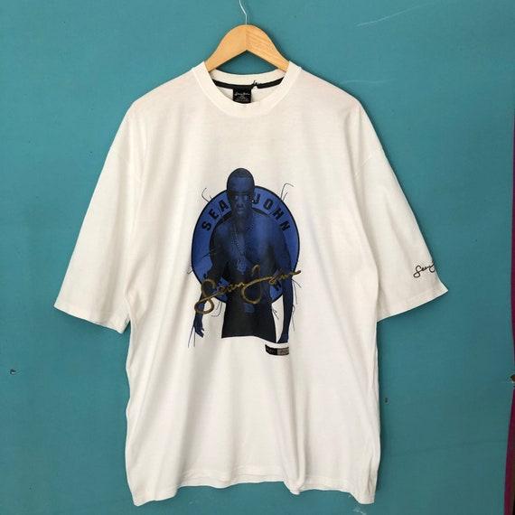 Sean John Rap Shirt / Sean John Rap Tee / Sean Joh