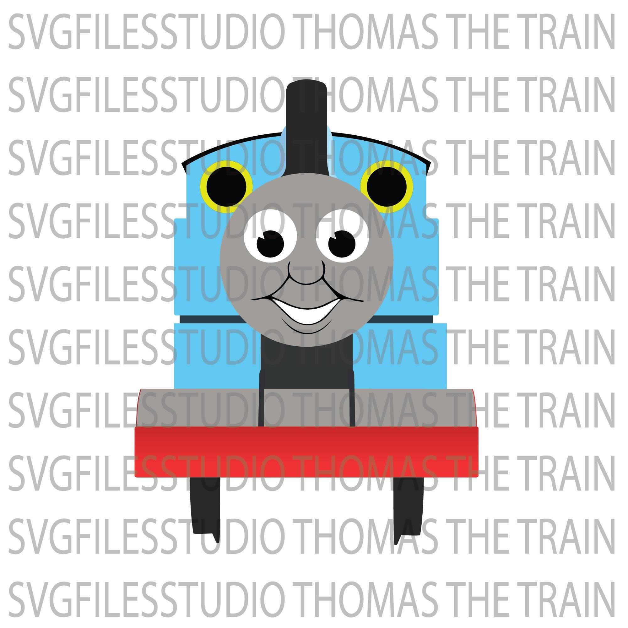 9d5a0610b7 Thomas The Train DXF Thomas The Train SVG Collection Thomas | Etsy