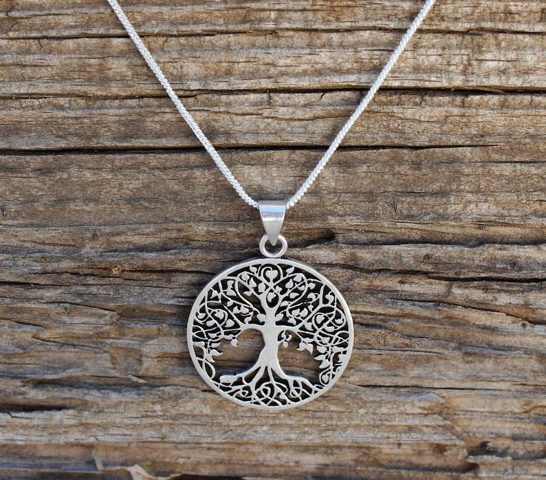 Boho II Talisman NecklaceSterling Silver Gold