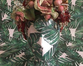 Ornate Flower Headpiece