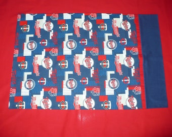 Minnesota Twins Pillowcase
