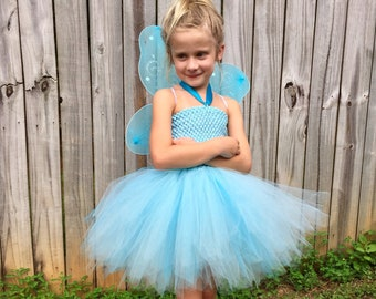 Inspired by Periwinkle Fairy Peri Frost Fairy Tinkerbell Tink Blue Fairy Winter Woods Fairy  sc 1 st  Etsy & Periwinkle costume | Etsy