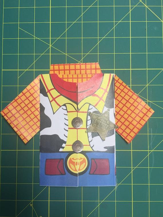 Tarjeta De Invitación De Woody Archivo Digital Para Máquinas De Silueta Formato Svg2 Svg3 Y Sgp No Para Cricut