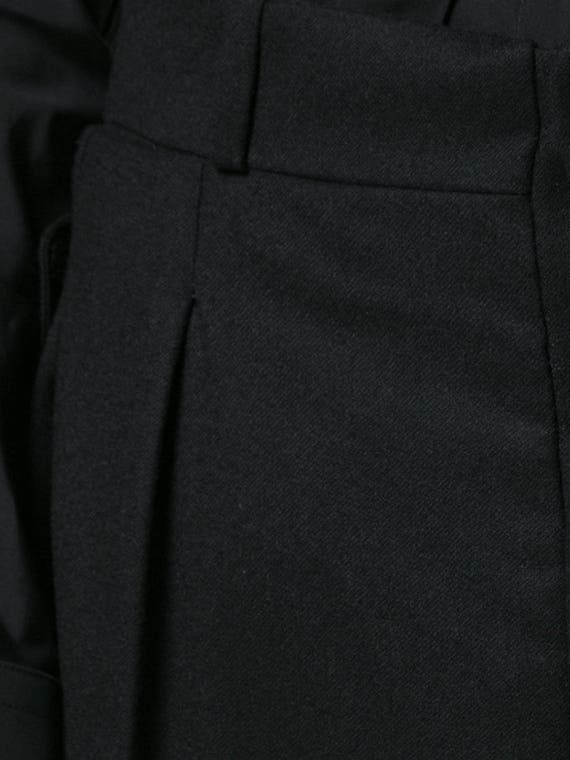 Loose Black Long size trousers pants Plus Boho pants pants pants Maxi pants Sport Hijab pants pants Twisted trousers Yoga clothing qZU5wtw