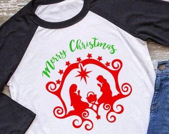 Merry Christmas SVG,christmas,SVG,Eps,Dxf,Jpg,Png,Christmas clipart,Christmas ornament,Christmas cut files,Cricut,Silhouette,christmas shirt
