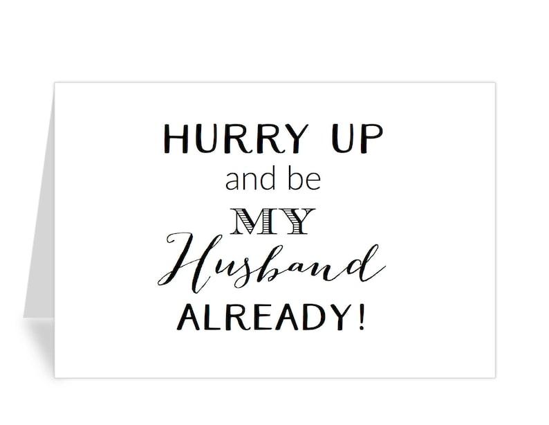 Digital Cards Wedding Day Cards Set