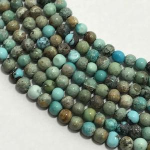 4mm to 4.5mm Beads Natural Tourmaline Plain Round Beads 13 inches Gemstone Beds Pink-Green Beads Semiprecious Stone Beads