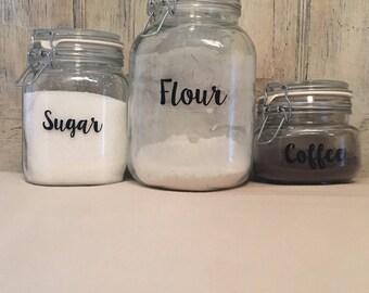 jar labels etsy