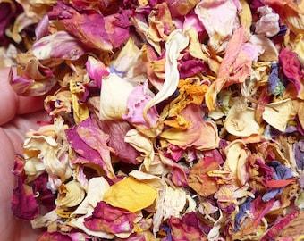 flower confetti biodegradable