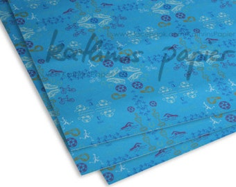 Gift Wrapping Paper Sports Football Set