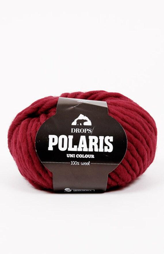 Super Bulky Yarn Drops Polaris Yarn For Felting Bulky Etsy