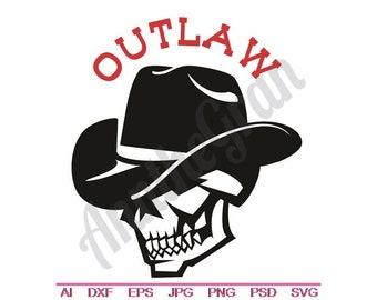 Cowboys skull svg  479d37704