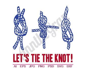 Cricut Tie The Knot Etsy