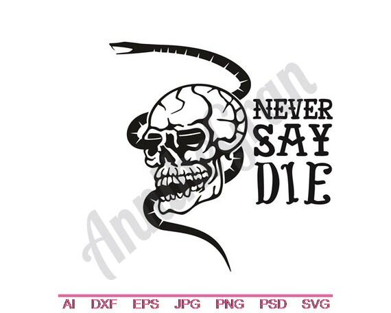 Halloween Snake Skull Svg Dxf Eps Png Jpg Vector Art Etsy