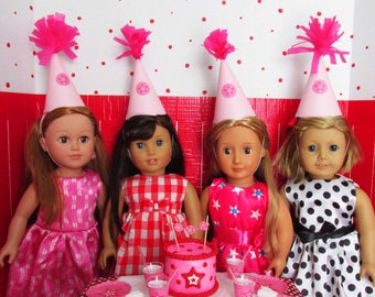 American Girl Party Etsy