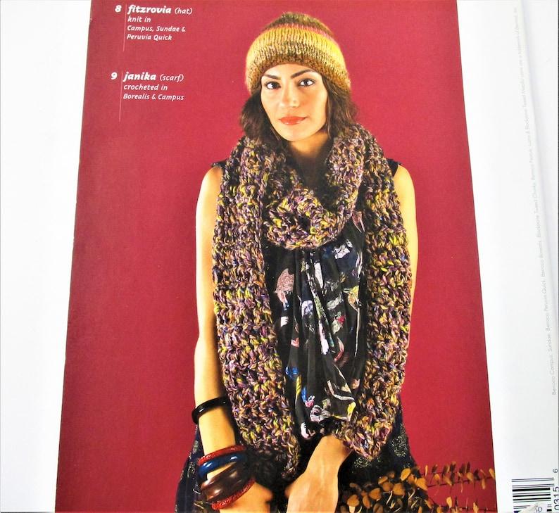 BK722 Berroco 315 Bohemian Mix pattern book