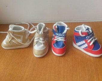 Doll adidas shoes   Etsy