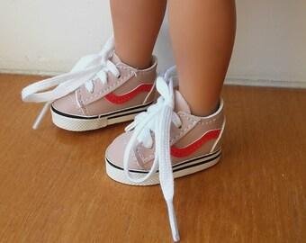 Rose vans shoes   Etsy