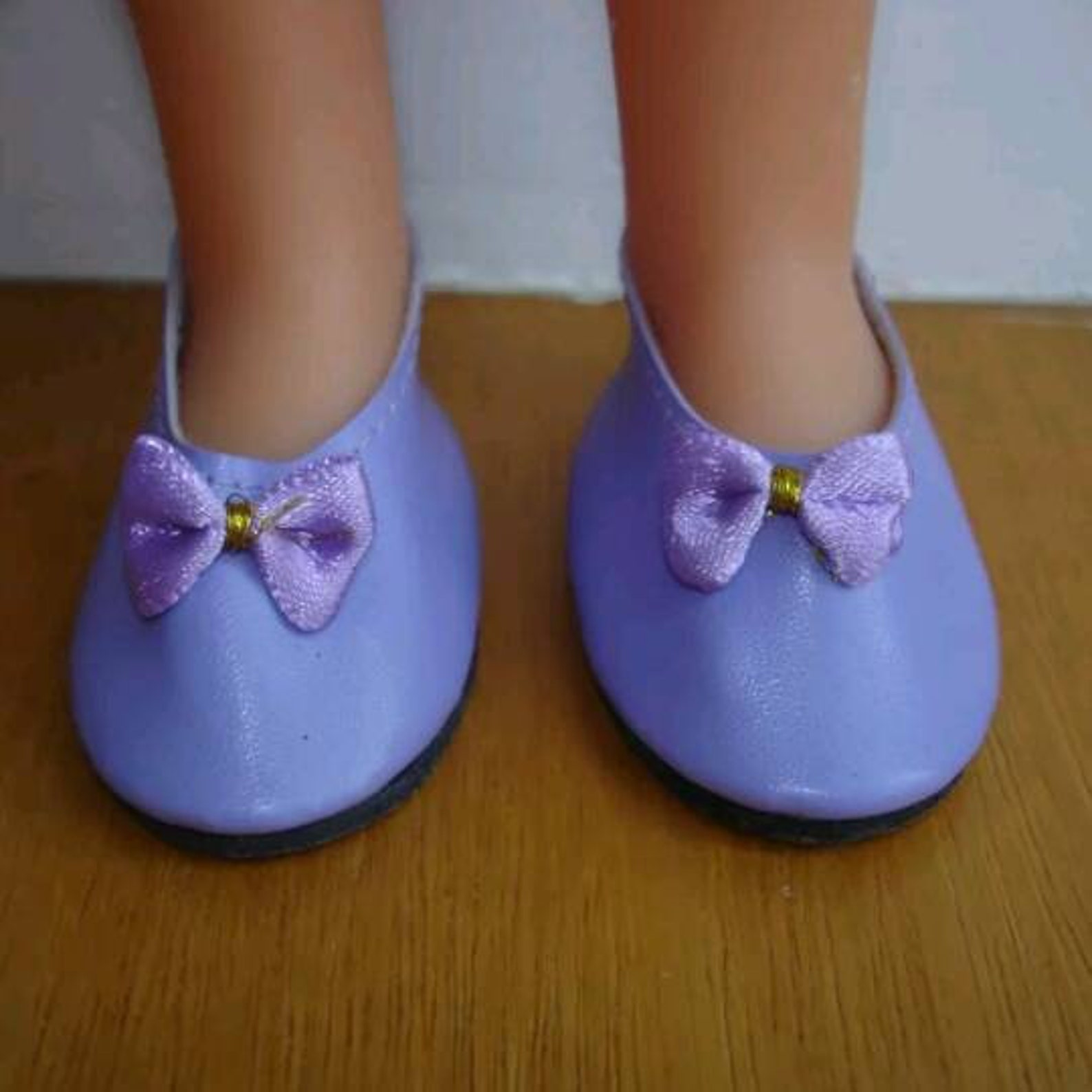 ballet flats shoes purple bow for doll paola reina bella cathie amigas corolla sweethearts