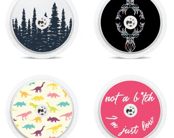 Freestyle Libre Sensor Stickers