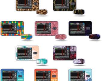 Tandem & Dexcom G6 Sticker Sets