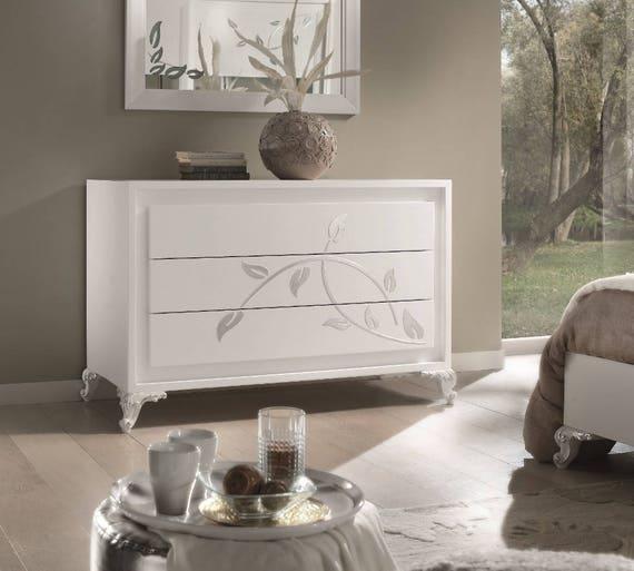 KOMMODE. Luxus-Möbel. Luxus Schlafzimmer. Das Inlay Möbel. | Etsy