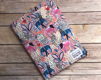 Wild and Free Book Sleeve - Standard Size