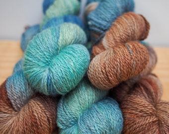 Curious DK Yarn - BFL & Masham