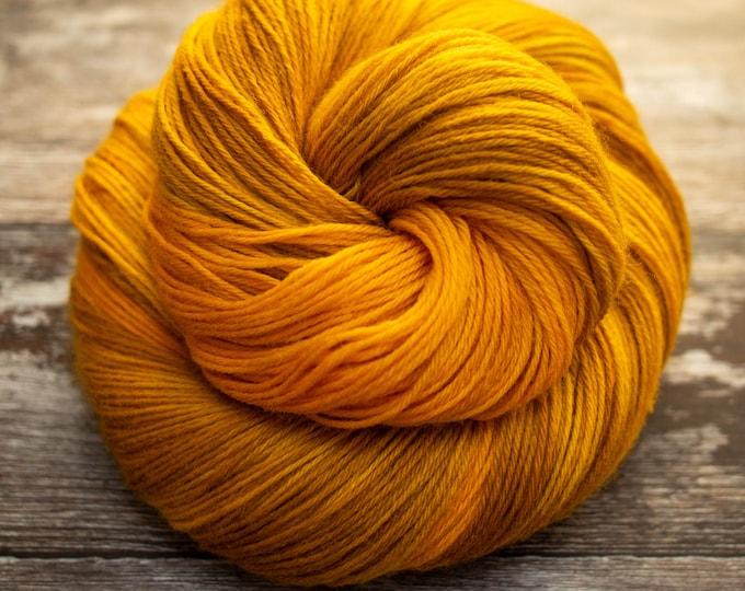 Classic Sock Yarn - Pumpkin Spice