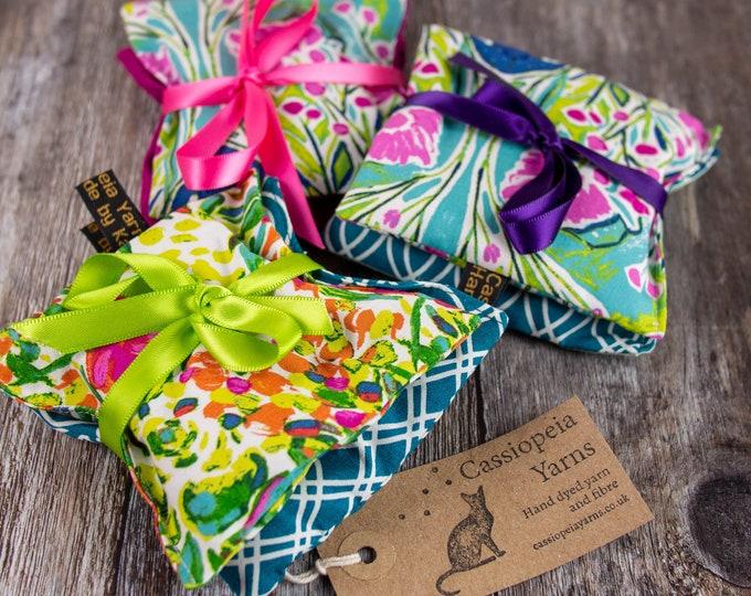 Handmade Lavender Bags - set of 2