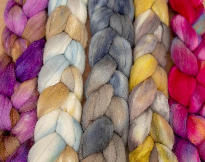 Rambouillet silk blend tops