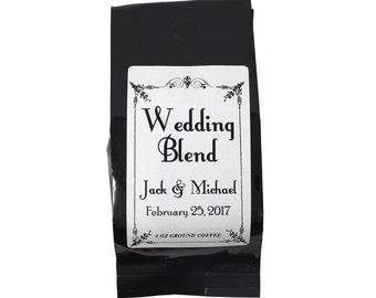 Wedding Coffee Favors - Wedding Blend