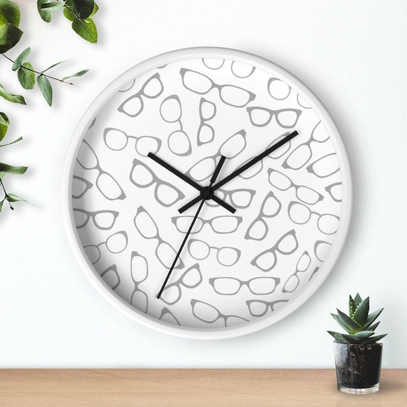 Horloge murale personnalisée