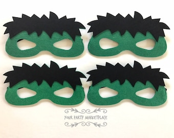 Hulk Party, Hulk Party Favors, Hulk Birthday, Superhero Party, Marvel Avengers Superheros, Incredible Hulk