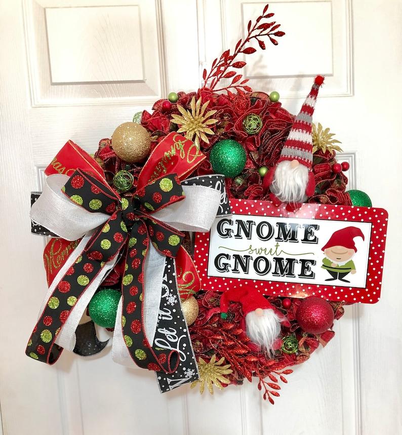 aa98ceb8fc6fe Christmas Wreath Holiday Wreath XMas Wreath Holiday Wreath