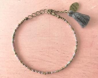 Handmade Delicate Beaded Bracelet