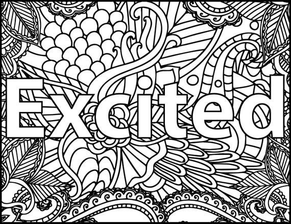 Inspirational Coloring Pages For Adults