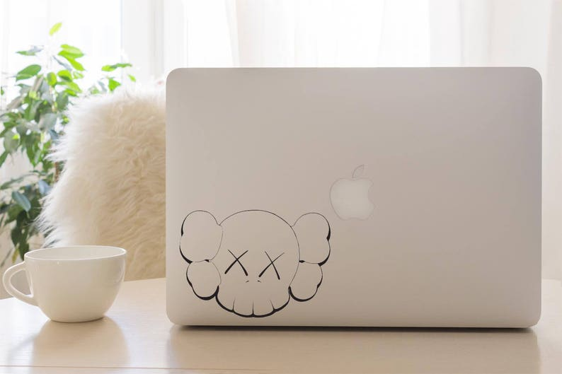 kaws macbook