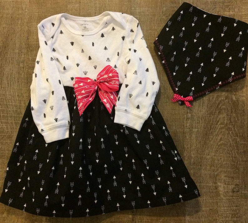 5eafe743d 12-18 month old dress Winter romper baby girl dress long