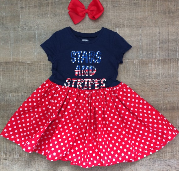 182bee9611c 3T dress 3T 4th of July toddler summer dress 3T sundress