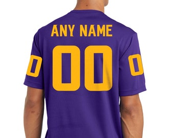 2d5bc78d9 Custom Football Team Jersey