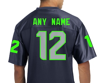 huge selection of 6ee06 2be9c Seahawks jersey   Etsy
