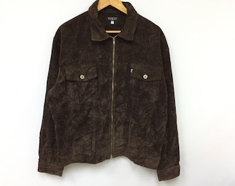 incredible prices new images of get online Nike corduroy jacket   Etsy