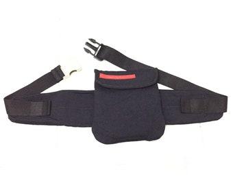 ec97f78af725 Vintage 1999 PRADA Sport Neoprene Shoulder/Waist Bag