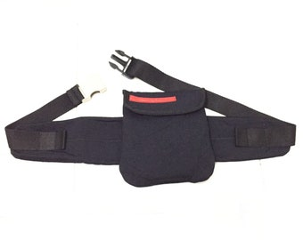 e5f8c2bd20b090 Vintage 1999 PRADA Sport Neoprene Shoulder/Waist Bag